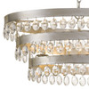 Perla Linear Chandelier
