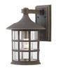 Hinkley Freeport Outdoor 120V Composite Wall Sconce