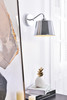 Nota Curved Wall Sconce