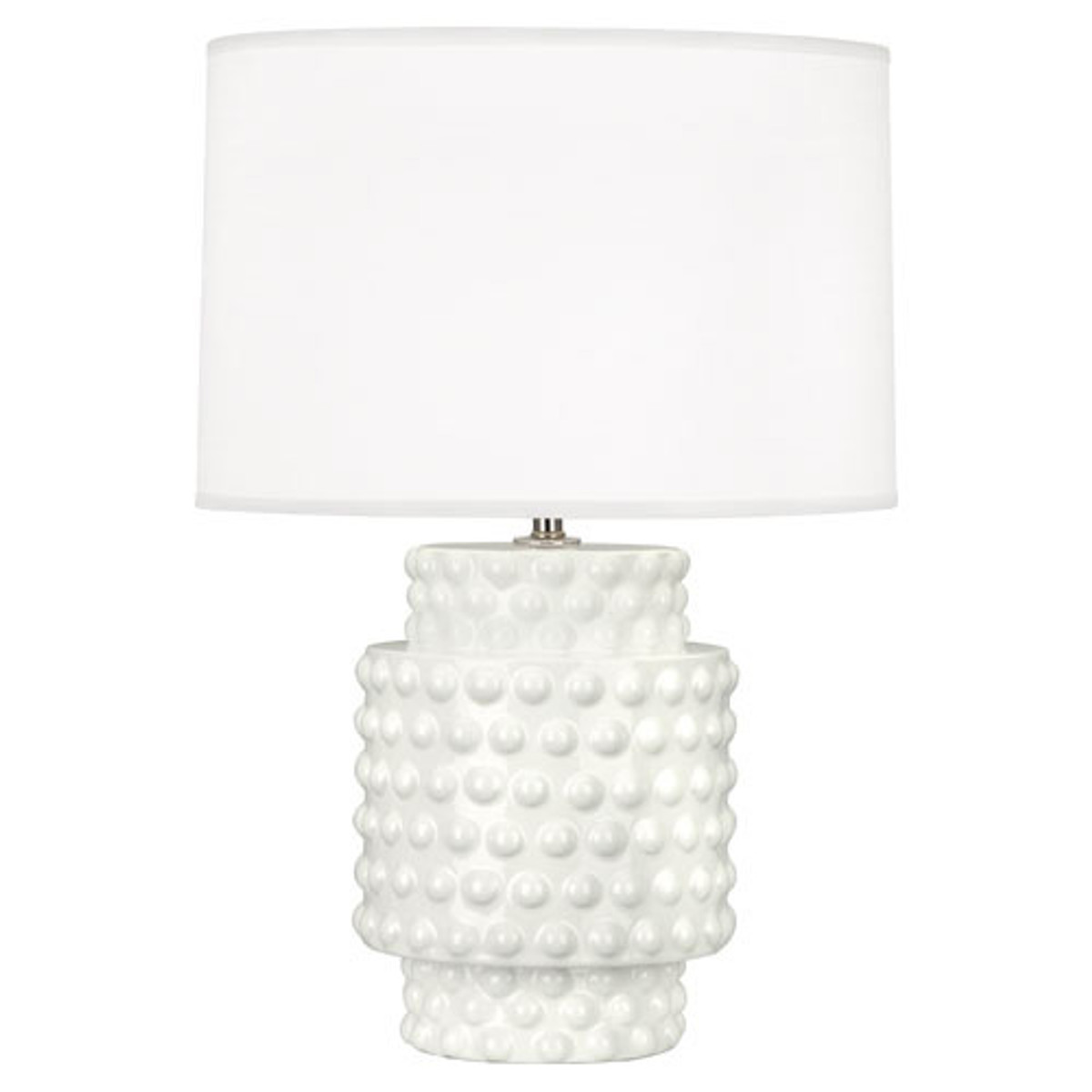 Buy The Dolly Table Lamp By Robert Abbey Price Match Guarantee Free Shipping On All Orders From Lightopia