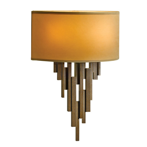 Shown in Bronze with Doeskin Suede Shade