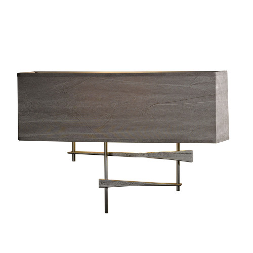 Shown in Burnished Steel with Eclipse Shade