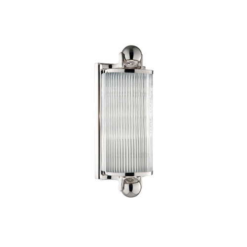 Shown in Large 1 Light Polished Nickel
