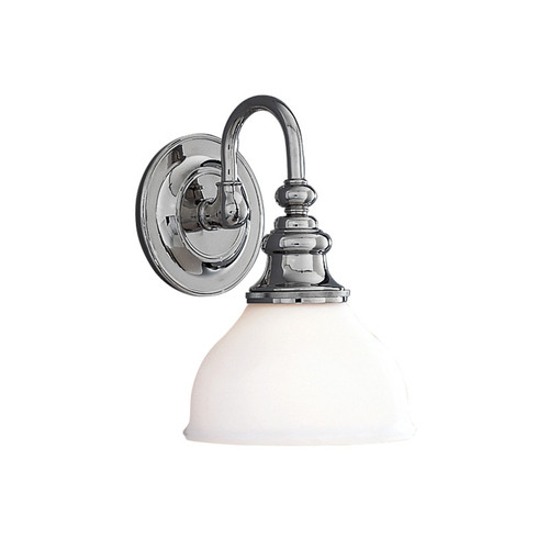 Shown in 1 Light Antique Nickel