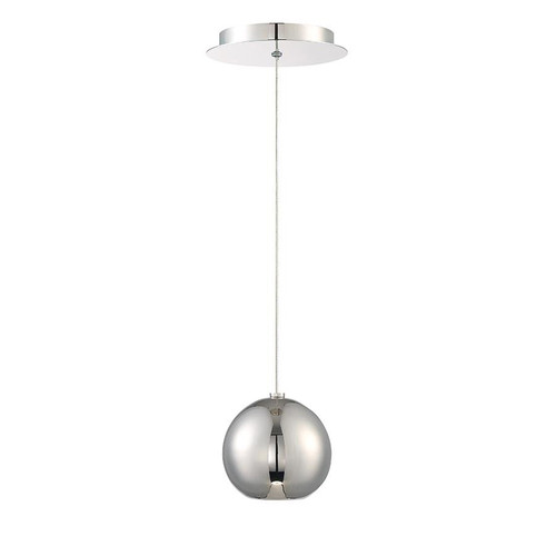 Shown in Polished Nickel