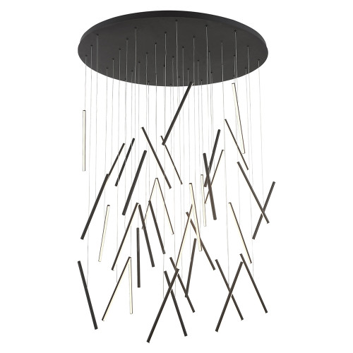 Shown in Black with Acrylic Shade