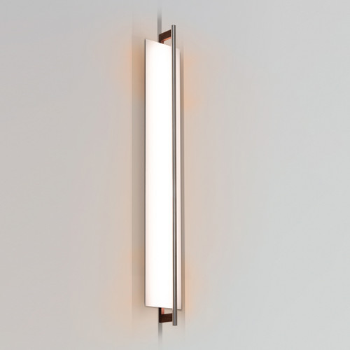 Merus 40 LED Sconce by Cerno