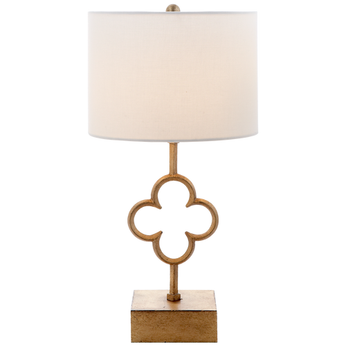 Quatrefoil Accent Lamp