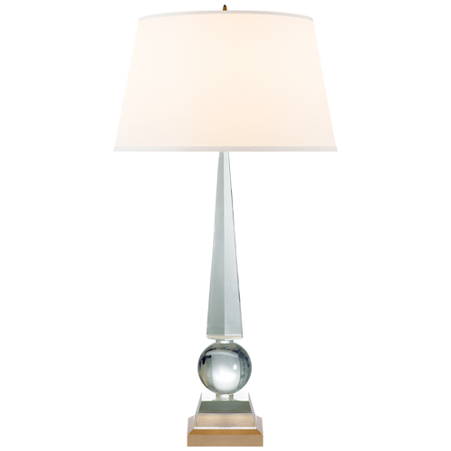 Leigh Table Lamp Crystal