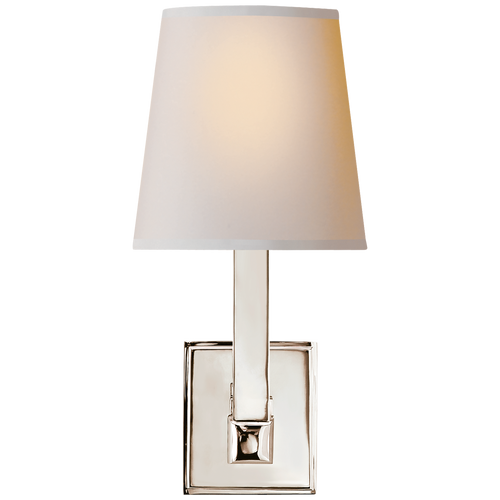 Square Tube Single Sconce