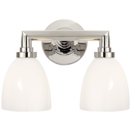 Wilton Double Bath Light