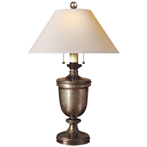 Classical Urn Form Medium Table Lamp