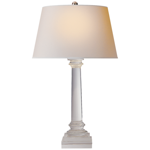 Slender Column Table Lamp