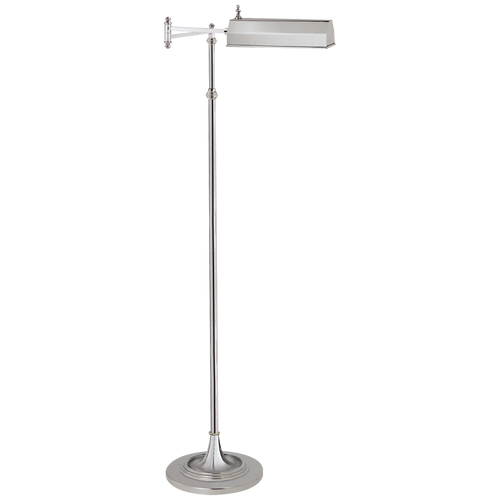 Dorchester Swing Arm Pharmacy Floor Lamp