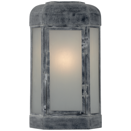 Dublin Small Faceted Sconce