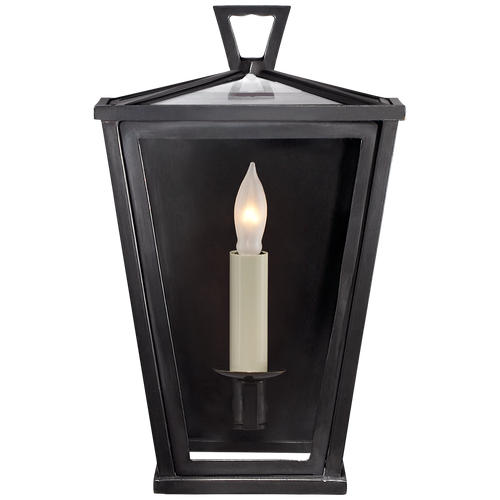 Darlana Mini 3/4 Wall Lantern Bronze