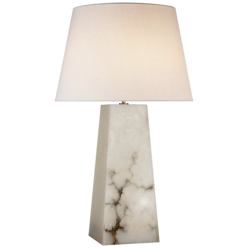 Evoke Large Table Lamp Alabaster