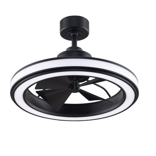 Gleam Indoor/Outdoor Ceiling Fan with LED Light Kit