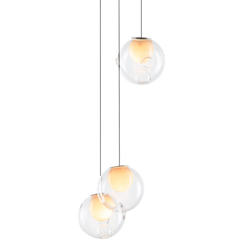 28 Series Round Multi Pendant Light