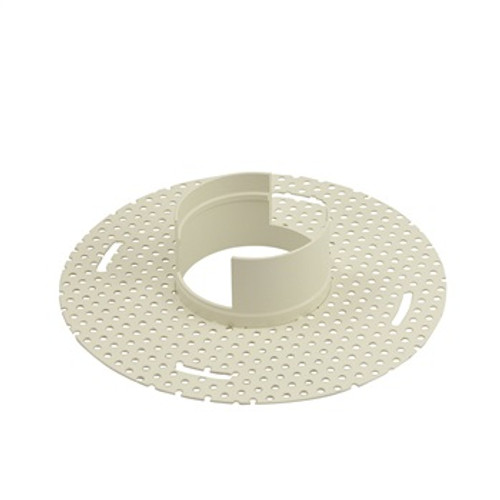 "Nora 2"" Iolite Round Trimless Mud Ring"