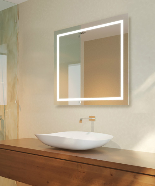 Unity LED Lighted Mirror
