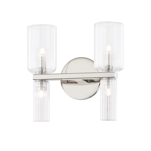 Tabitha 2 light bath and Vanity
