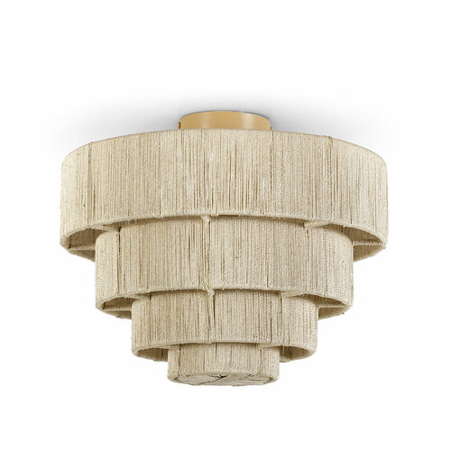 Everly Semi Flush Mount