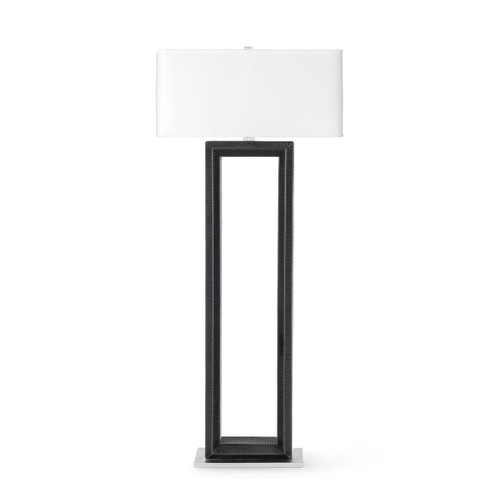 Jenner Floor Lamp Black