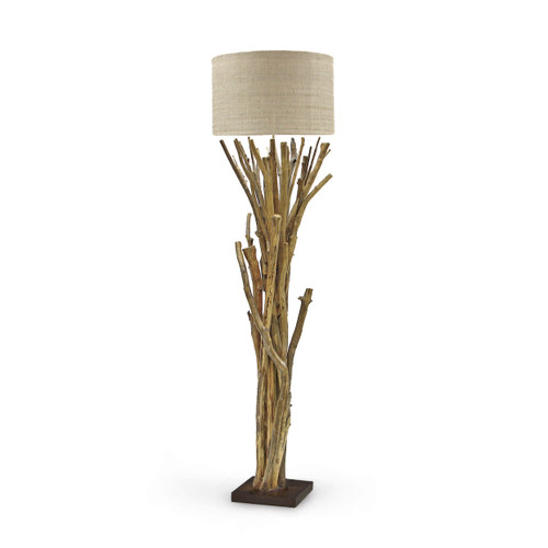 Natural Branch Lamp