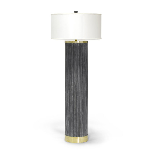 President's Floor Lamp, Brass