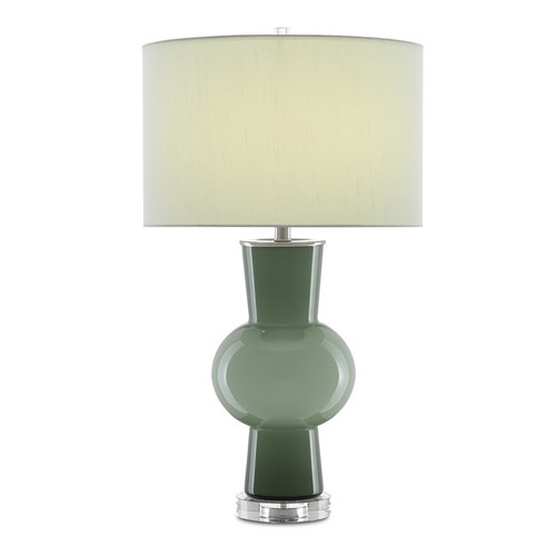Duende Green Table Lamp