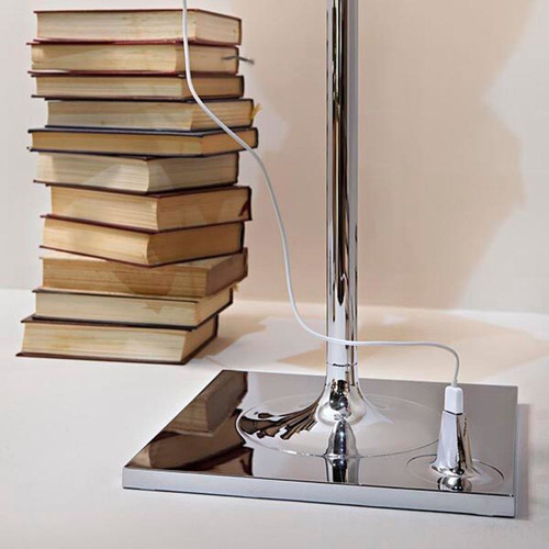 Bibliotheque Nationale - Floor Lamp Dimmable with USB Connection