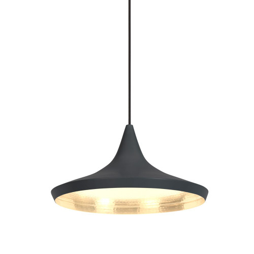 Tom Dixon Beat Wide Black Pendant *Overstock New in box*