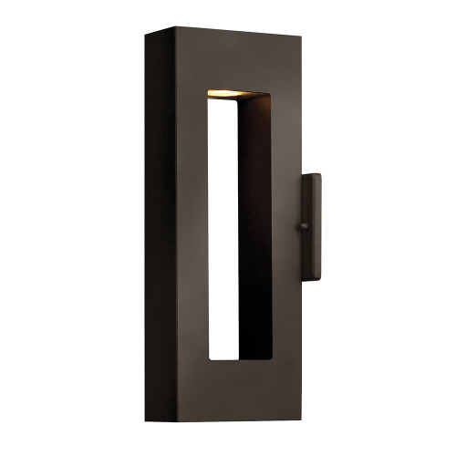 Atlantis Outdoor Wall Sconce *Overstock bronze New in box*