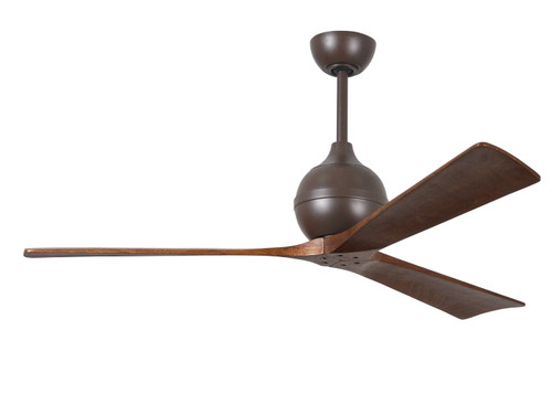 Patricia 3-Blade Ceiling Fan *Overstock Bronze/Walnut new in box*