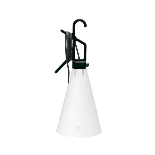 Mayday - Utility LED Dimmable Lamp in Black
