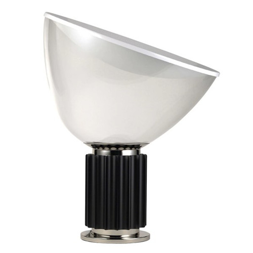 Taccia - LED Table Lamp Dimmable with Glass Diffuser