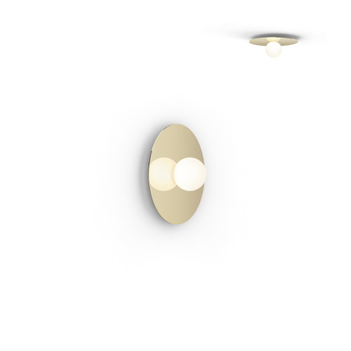 Pablo Bola Disc Flush Mount