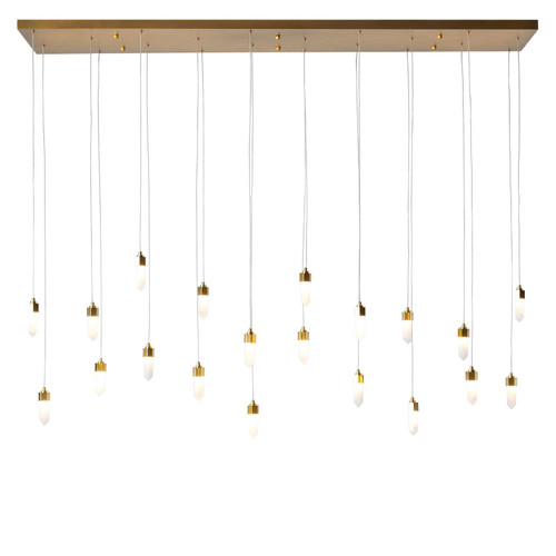Leo Chandelier - Rectangle 20