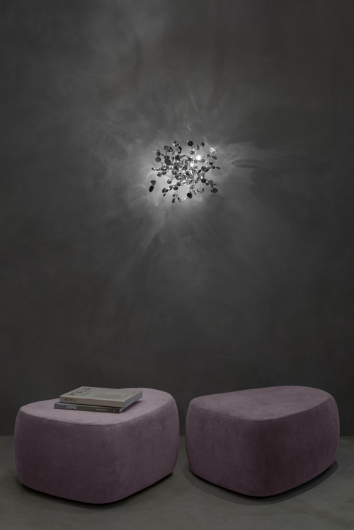 Terzani Argent Wall Sconce
