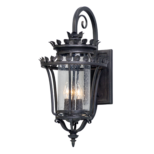 Greystone Outdoor Wall Lantern