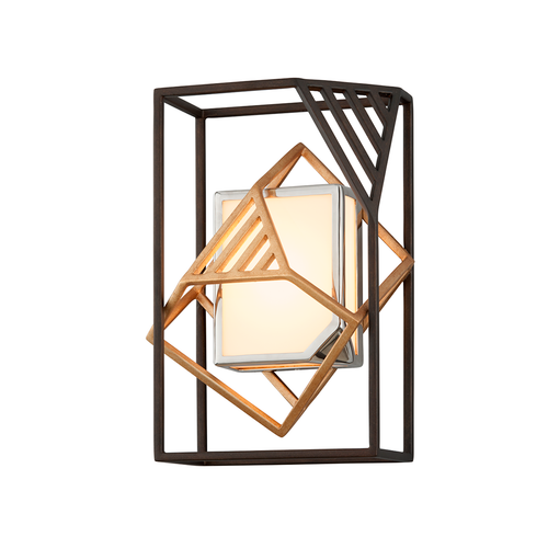 Cubist Wall Sconce