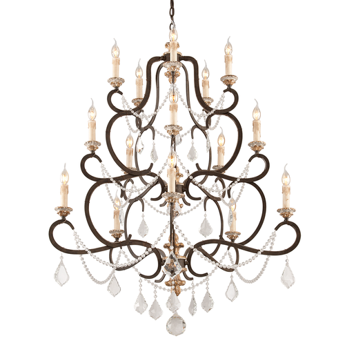 Bordeaux Large  Chandelier