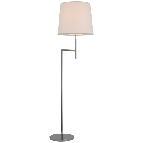 Clarion Bridge Arm Floor Lamp