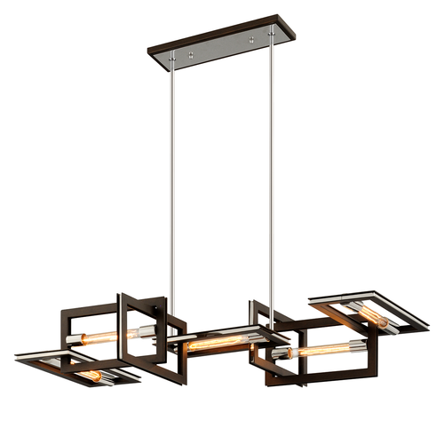 Enigma Linear Chandelier