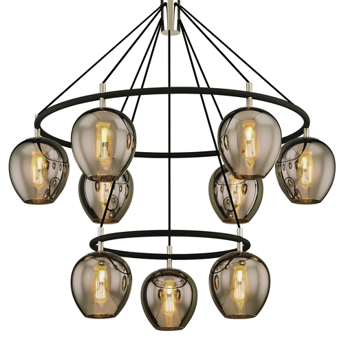 Iliad Two Tier Chandelier