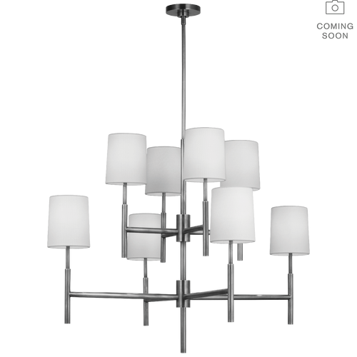 Clarion Large Two Tier Chandelier