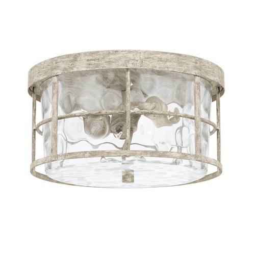 Beaufort 2-Light Flush Mount