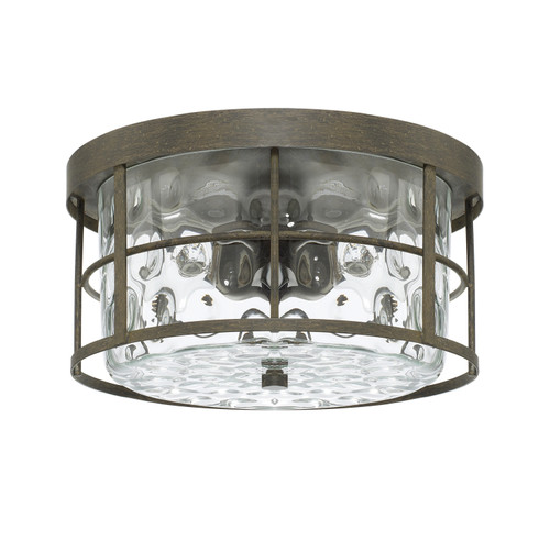 Bristol 2-Light Flush Mount