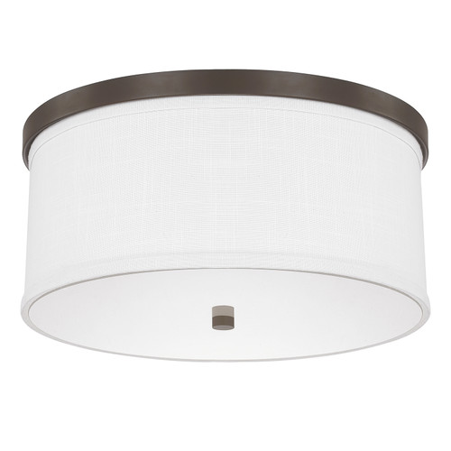 Midtown 3-Light Flush Mount